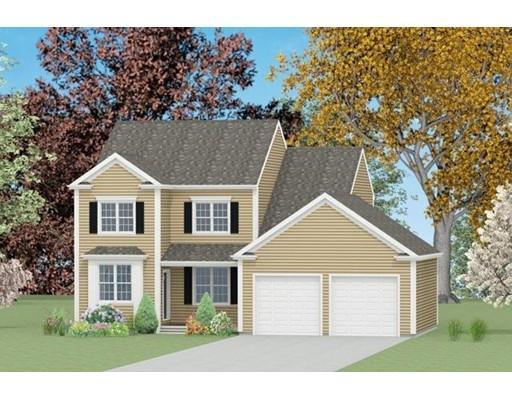 Maison unifamiliale pour l Vente à 7 Skyview Drive 7 Skyview Drive Millbury, Massachusetts 01527 États-Unis