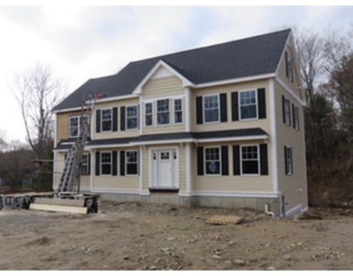 Single Family Home for Sale at 1 Palmer Lane Georgetown, Massachusetts 01833 United States