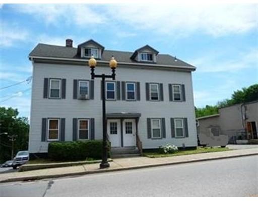 Multi-Family Home for Sale at 647 Main Street 647 Main Street Clinton, Massachusetts 01510 United States