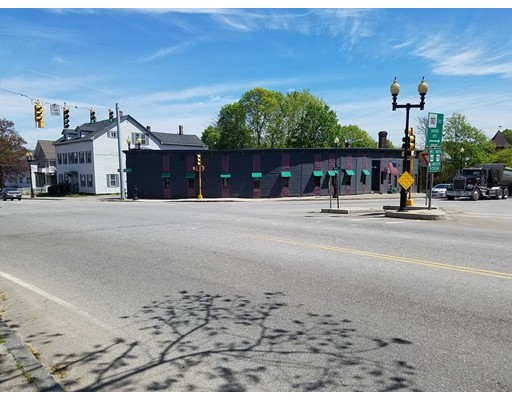 Commercial for Sale at 647 Main Street 647 Main Street Clinton, Massachusetts 01510 United States