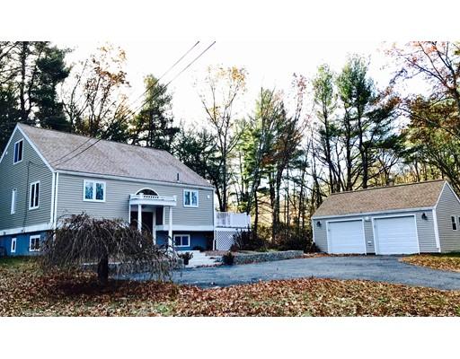 独户住宅 为 销售 在 16 Commerford Road 16 Commerford Road 康科德, 马萨诸塞州 01742 美国