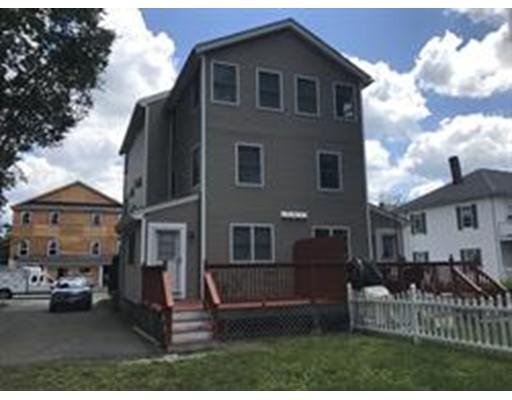 Casa unifamiliar adosada (Townhouse) por un Alquiler en 82 Hammond #2 82 Hammond #2 Waltham, Massachusetts 02452 Estados Unidos