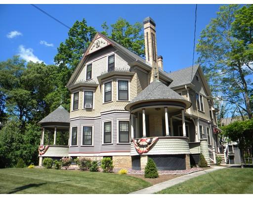 Частный односемейный дом для того Аренда на 161 County Street 161 County Street Attleboro, Массачусетс 02703 Соединенные Штаты