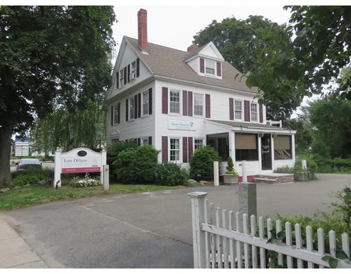 Comercial por un Alquiler en 33 W Main Street 33 W Main Street Georgetown, Massachusetts 01833 Estados Unidos