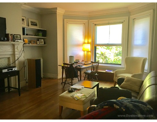 Single Family Home for Rent at 373 Commonwealth Avenue Boston, Massachusetts 02116 United States