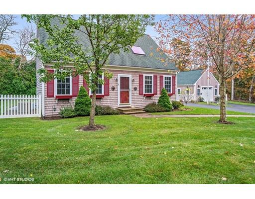 Maison unifamiliale pour l Vente à 11 Oakleaf Circle 11 Oakleaf Circle Harwich, Massachusetts 02645 États-Unis