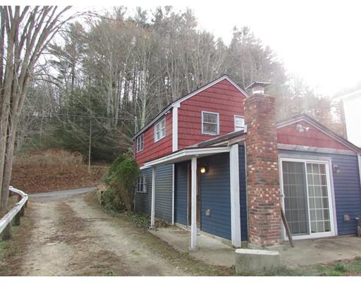 独户住宅 为 销售 在 184 Stafford 184 Stafford Stafford, 康涅狄格州 06076 美国