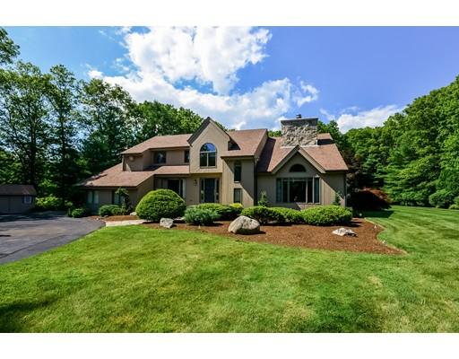 Частный односемейный дом для того Продажа на 180 Read 180 Read Seekonk, Массачусетс 02771 Соединенные Штаты