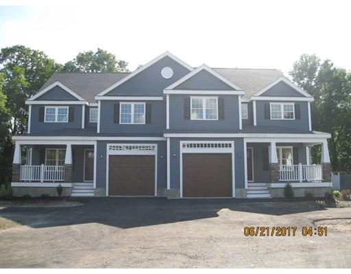 共管式独立产权公寓 为 销售 在 29 Webb Place #D 29 Webb Place #D Mansfield, 马萨诸塞州 02048 美国