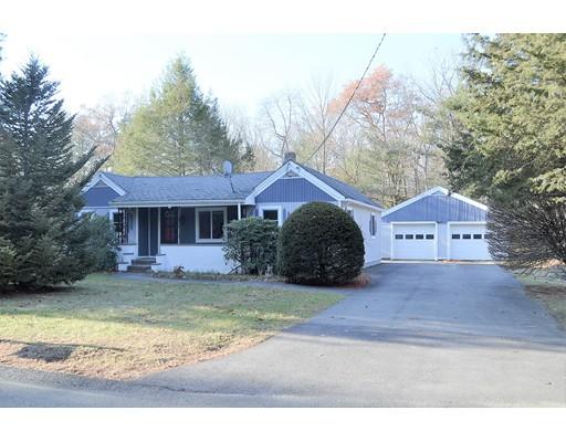独户住宅 为 销售 在 55 Otis Street 55 Otis Street Mansfield, 马萨诸塞州 02048 美国