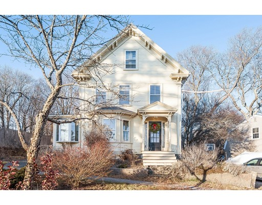 Single Family Home for Sale at 1 WINTHROP STREET 1 WINTHROP STREET Essex, Massachusetts 01929 United States