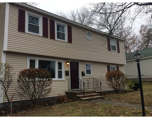 Single Family Home for Rent at 389 Boylston Lowell, 01851 United States