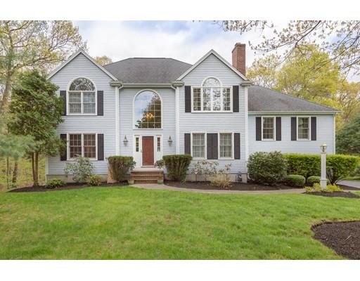 Casa Unifamiliar por un Venta en 19 Old Stable Drive 19 Old Stable Drive Mansfield, Massachusetts 02048 Estados Unidos