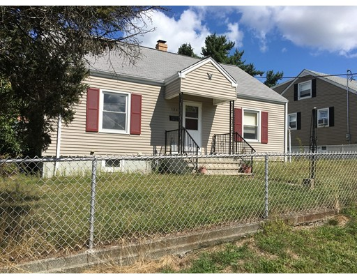 Single Family Home for Sale at 124 Woodman Street Fall River, 02724 United States