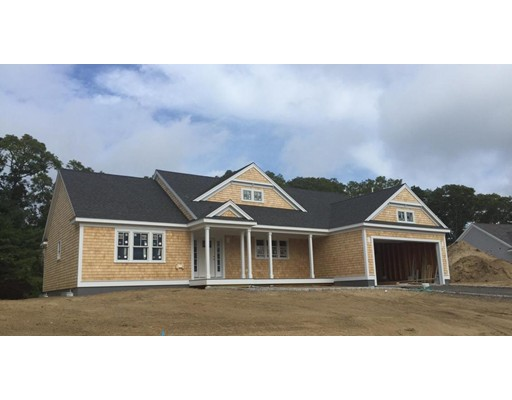 Single Family Home for Sale at 4 Hydrangea Circle Falmouth, Massachusetts 02536 United States