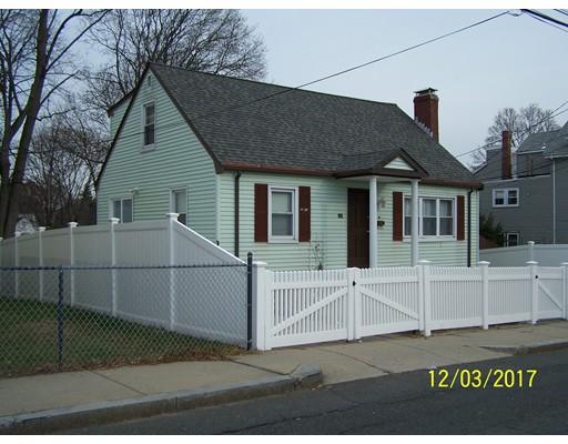 Single Family Home for Sale at 480 Beech Street 480 Beech Street Boston, Massachusetts 02131 United States