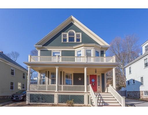 独户住宅 为 销售 在 88 Essex Street 88 Essex Street 贝弗利, 马萨诸塞州 01915 美国