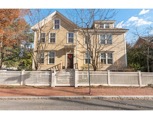 Single Family Home for Rent at 106 Foster Street Cambridge, Massachusetts 02138 United States