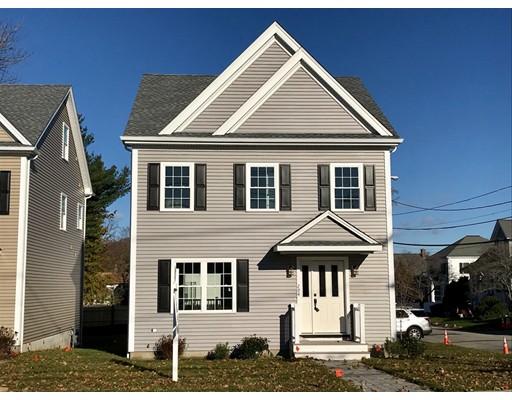 Single Family Home for Sale at 294 WARREN STREET 294 WARREN STREET Waltham, Massachusetts 02451 United States