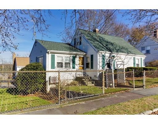 Single Family Home for Sale at 45 Arnold Street 45 Arnold Street Arlington, Massachusetts 02476 United States