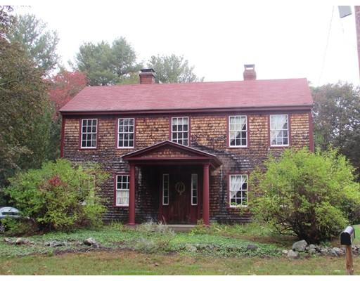 Casa Unifamiliar por un Venta en 494 North Street 494 North Street Georgetown, Massachusetts 01833 Estados Unidos