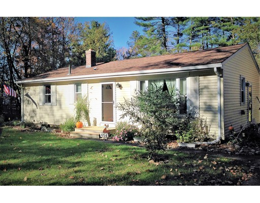 Single Family Home for Sale at 454 Federal Street 454 Federal Street Belchertown, Massachusetts 01007 United States
