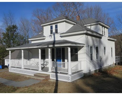 Single Family Home for Sale at 95 S Prospect Street 95 S Prospect Street Montague, Massachusetts 01349 United States