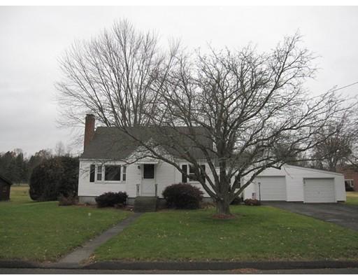Частный односемейный дом для того Продажа на 138 Elm Street 138 Elm Street Hatfield, Массачусетс 01038 Соединенные Штаты