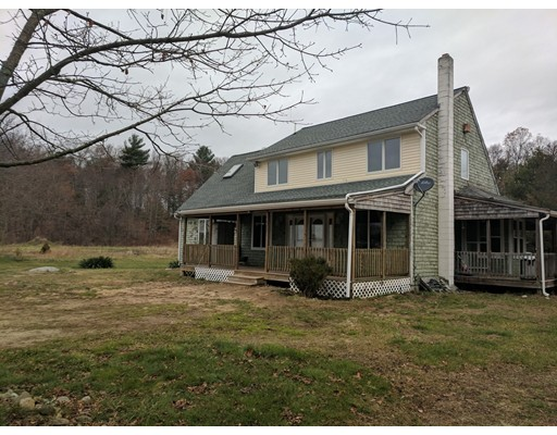 Single Family Home for Sale at 1920 Elm Street Dighton, Massachusetts 02715 United States