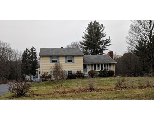 Single Family Home for Sale at 117 Amherst Street 117 Amherst Street Granby, Massachusetts 01033 United States