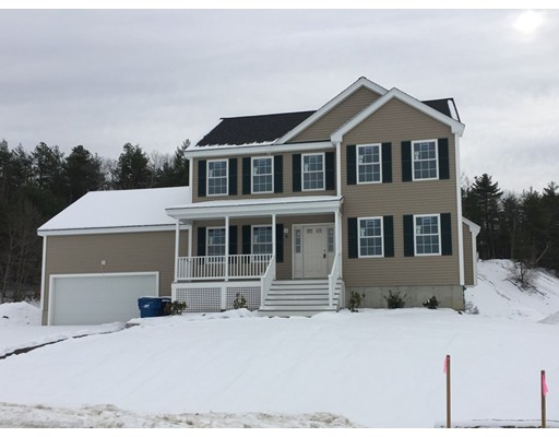 Condominium for Sale at 9 Olivia Way Groton, 01450 United States
