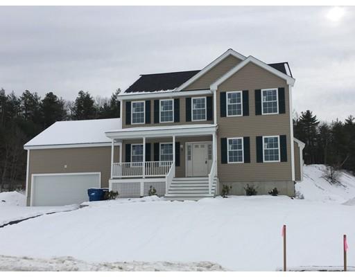 Appartement en copropriété pour l Vente à 9 Olivia Way #EUA F 9 Olivia Way #EUA F Groton, Massachusetts 01450 États-Unis