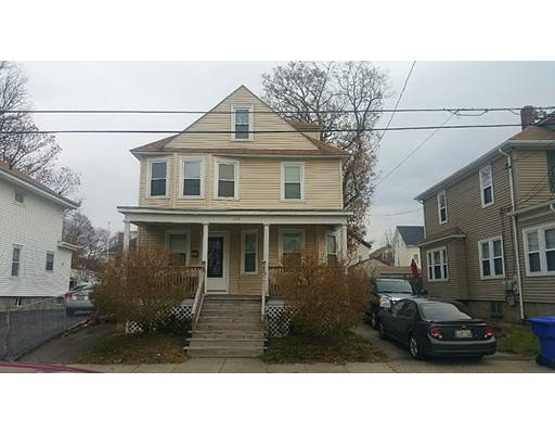 Single Family Home for Rent at 115 Walnut Street East Providence, Rhode Island 02914 United States