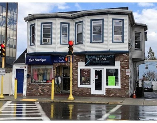 Commercial for Sale at 379 Broadway 379 Broadway Revere, Massachusetts 02151 United States
