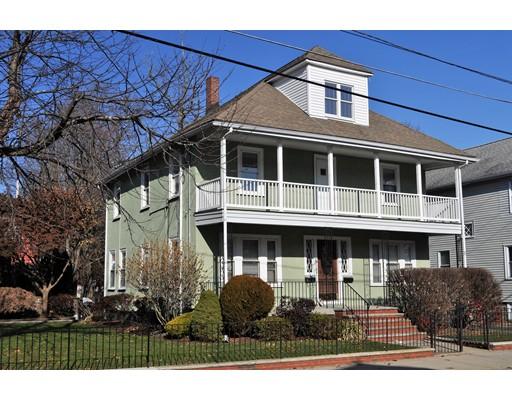 متعددة للعائلات الرئيسية للـ Sale في 57 Bainbridge Street 57 Bainbridge Street Malden, Massachusetts 02148 United States
