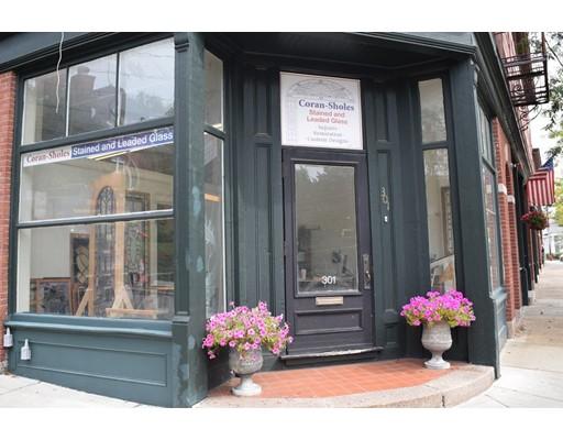 Commercial pour l à louer à 287 Elliot Street 287 Elliot Street Newton, Massachusetts 02464 États-Unis