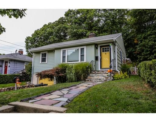 واحد منزل الأسرة للـ Sale في 12 Edgehill Road 12 Edgehill Road Swampscott, Massachusetts 01907 United States