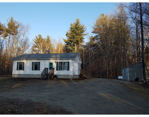Single Family Home for Sale at 210 Sugar Hill Road 210 Sugar Hill Road Chesterfield, Massachusetts 01096 United States