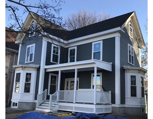 Maison unifamiliale pour l Vente à 54 Brackenbury Street 54 Brackenbury Street Malden, Massachusetts 02148 États-Unis