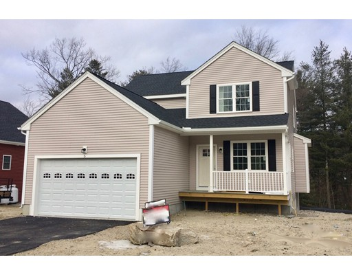 Single Family Home for Sale at 21 Hunters Court 21 Hunters Court Sutton, Massachusetts 01590 United States