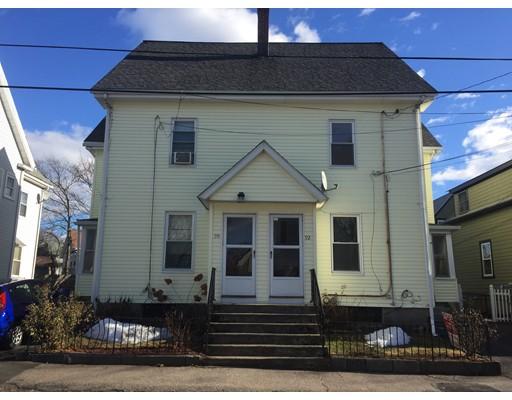 Casa unifamiliar adosada (Townhouse) por un Alquiler en 92 Quincy St #92 92 Quincy St #92 Quincy, Massachusetts 02169 Estados Unidos