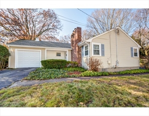 15 Avon Circle  is a similar property to 203 Lindbergh Ave  Needham Ma