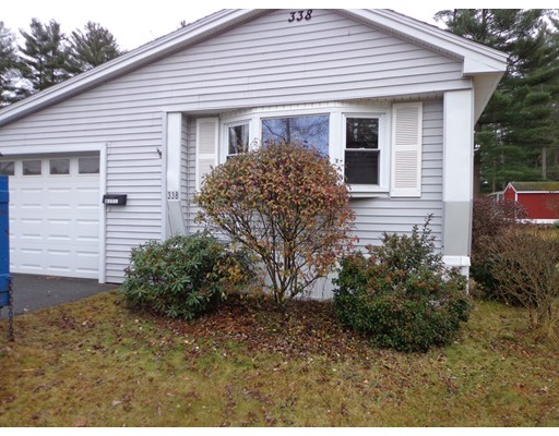 Single Family Home for Sale at 281 Chauncey Walker Street 281 Chauncey Walker Street Belchertown, Massachusetts 01007 United States