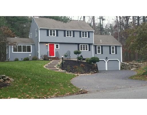 Single Family Home for Sale at 53 Winding Oaks Way 53 Winding Oaks Way Boxford, Massachusetts 01921 United States