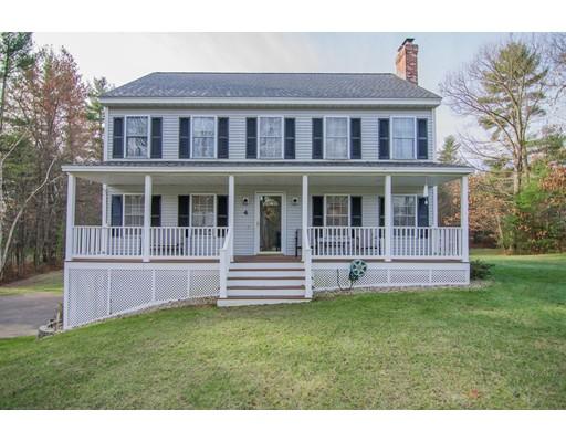Maison unifamiliale pour l Vente à 4 Williamine Drive 4 Williamine Drive Newton, New Hampshire 03858 États-Unis