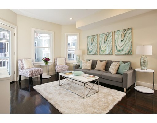 Picture 2 of 27 Parkton Rd Unit 2 Boston Ma 3 Bedroom Condo