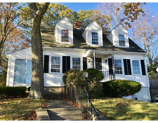 Picture 2 of 18 Sunset Rd  Waltham Ma 3 Bedroom Single Family