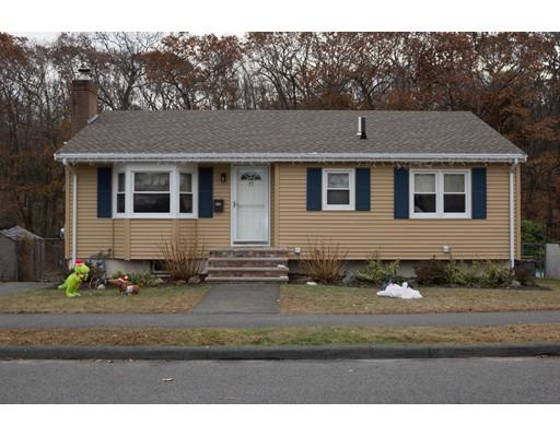 Maison unifamiliale pour l Vente à 17 Daniel Ter 17 Daniel Ter Peabody, Massachusetts 01960 États-Unis