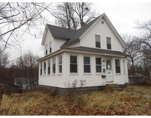 Maison unifamiliale pour l Vente à 129 Oak Avenue 129 Oak Avenue Athol, Massachusetts 01331 États-Unis