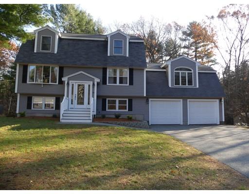 Casa Unifamiliar por un Venta en 58 Chuckies Way Tewksbury, Massachusetts 01876 Estados Unidos